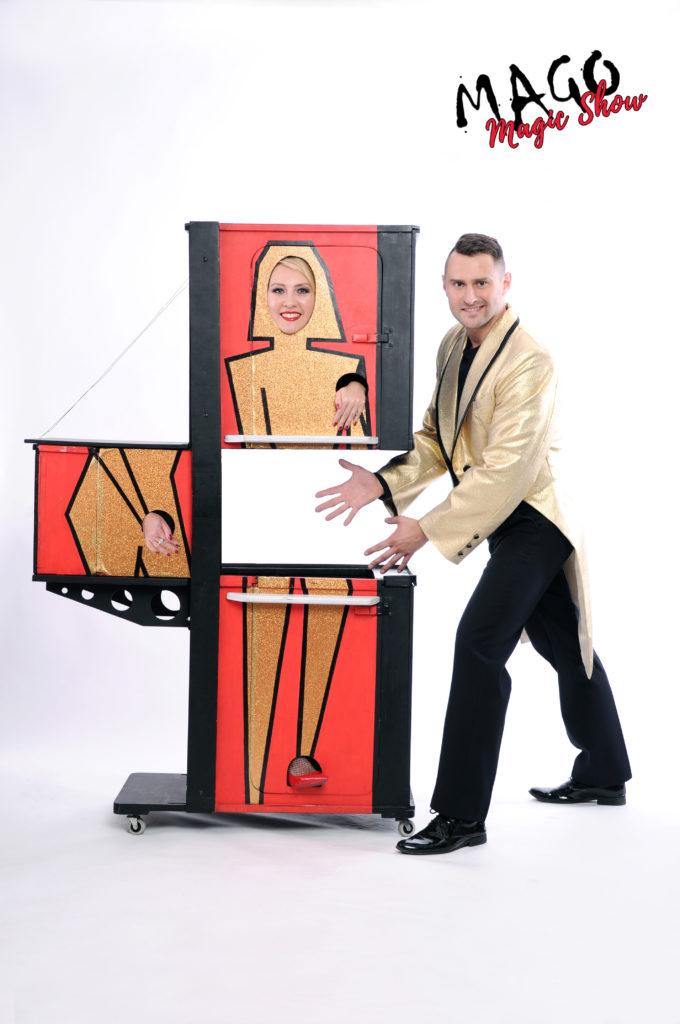 duet mago magic show
